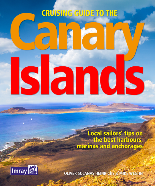 Arrival of the cruising guide to the canary islands youtube.