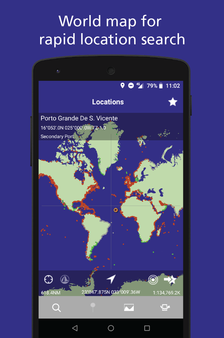 Tides Planner for Apple and Android